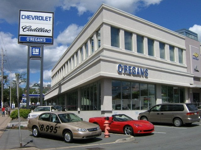 regan s chevrolet cadillac auto repair north end halifax. Cars Review. Best American Auto & Cars Review