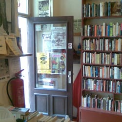 East of Eden International Bookshop, Berlin, Germany