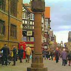 The Cross, Chester, Cheshire East