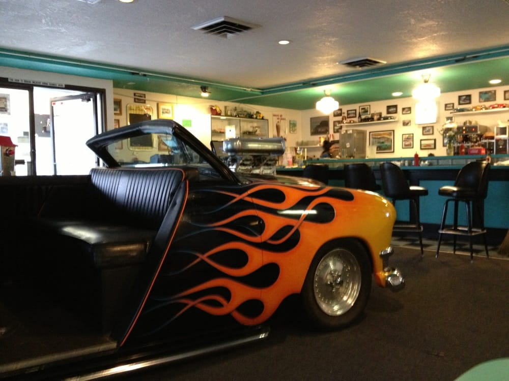 bliss hot rod grill geschlossen 15 fotos amerikanisches restaurant 1179 hwy 101. Black Bedroom Furniture Sets. Home Design Ideas