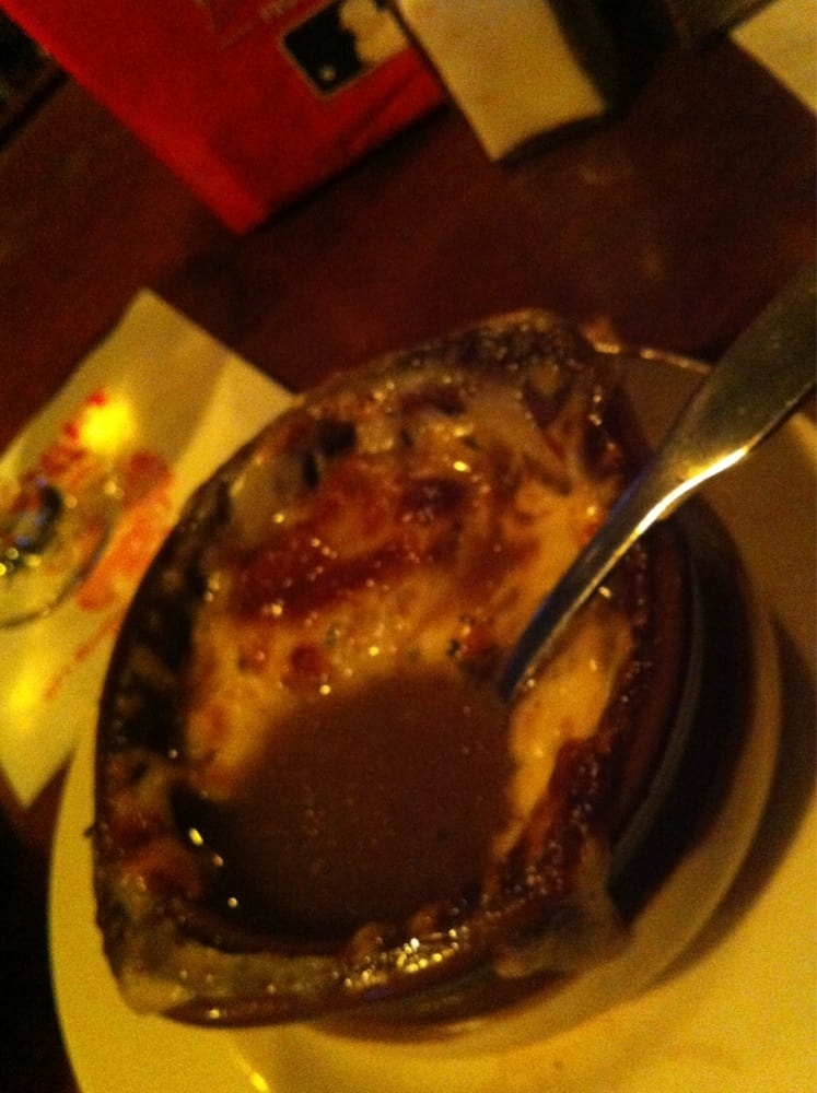 Delicious French Onion Soup | Yelp