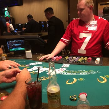 Horseshoe blackjack tournament