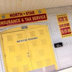North Star Auto Insurance Agency logo