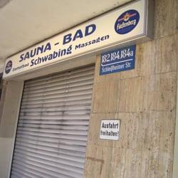 Sauna Bad Schwabing, München, Bayern