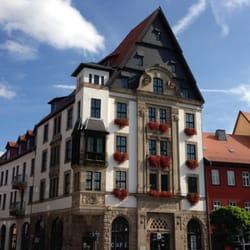 Stadtbibliothek, Erfurt, Thüringen