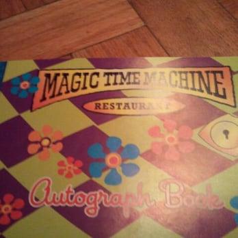 magic time machine dallas reservations