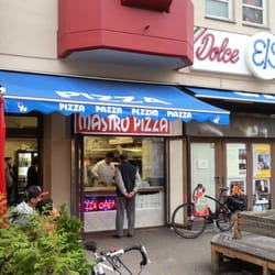 Mastro Pizza Berlin Am Nollendorfplatz