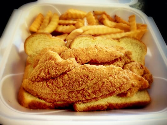 Lutfi s fried fish seafood raytown mo yelp for Best fried fish near me
