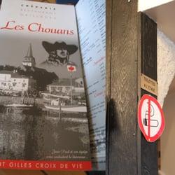 Créperie Les Chouans, St Gilles Croix de Vie, Vendée, France
