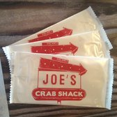Joe's Crab Shack - Use AFTER you lick the Old Bay off your fingers. - Oceanside, NY, Vereinigte Staaten