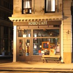 soho cafe closed american traditional soho new york ny