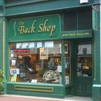 the back shop dublin