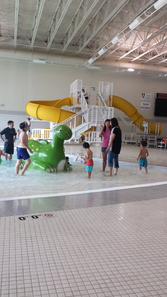 Urbana Indoor Aquatic Center - Swimming Pools - 102 E Michigan Ave ...