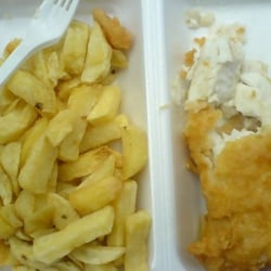 Ernie Beckets Fish and Chips, Cleethorpes, North East Lincolnshire