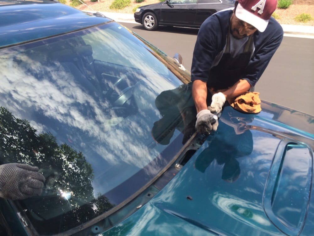 Subaru outback windshield replacement in Las Vegas, Nevada ...