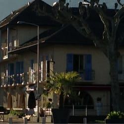 Inter-hotel L'Iroko Grand Port - Aix les Bains, Savoie, France. L'IROKO grand port Aix les bains