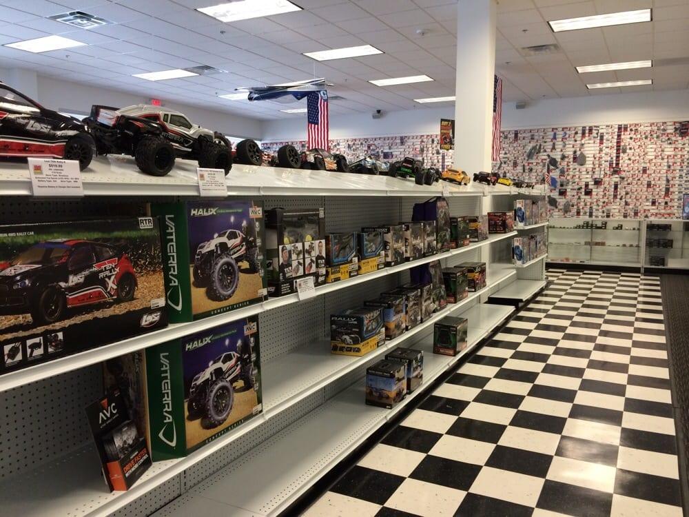 Hobby Rc Shops Near Me >> RC Works Hobby Shop - McKinney, TX - Yelp