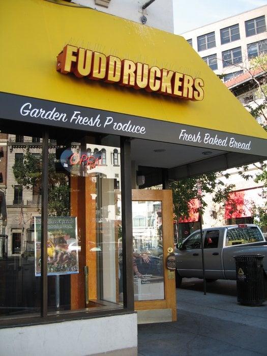 Fuddruckers CLOSED Restaurants Dupont Circle Washington DC Yelp