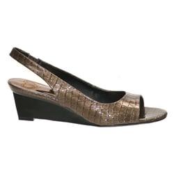Ooma - Adiola shoe in bronze - San Francisco, CA, United States