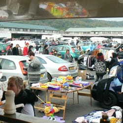 Bessemer Road Boot Sale, Cardiff