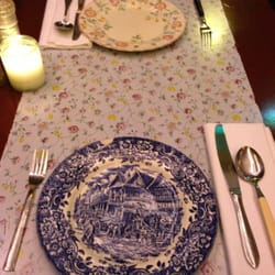 Typical dutch tableware