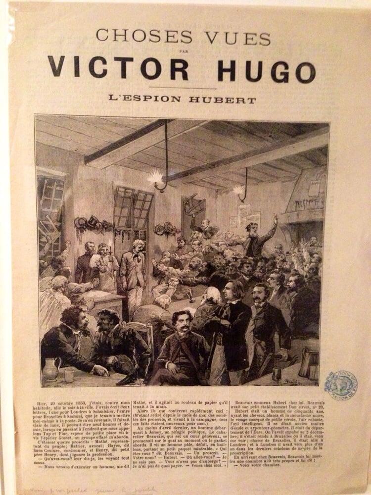 La maison de victor hugo 22 photos landmarks historic buildings b - Victor hugo paris 16 ...