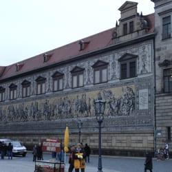 Fürstenzug, Dresden, Sachsen
