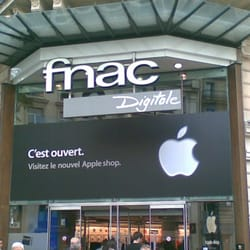 Fnac Digitale, Paris, France