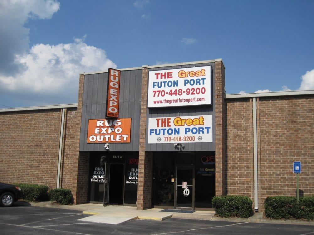 The Great Futon Port Furniture Stores Norcross GA