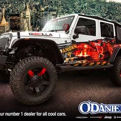 ODaniel Automotive Group  New Dodge Jeep Audi Mazda