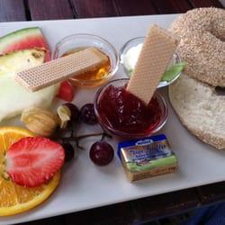 Bagel-Frühstück 4,50 Euro