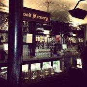 Bar area @ Ye Olde Cheshire Cheese