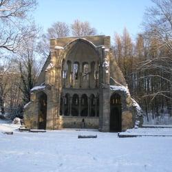 Restruine der Klosterkirche Heisterbach