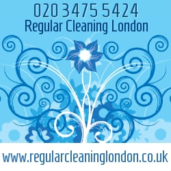 Regular Cleaning London, London