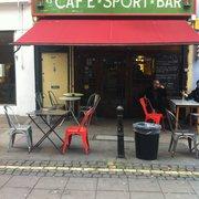 Café Kick, London