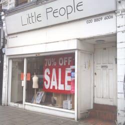 Little People, London