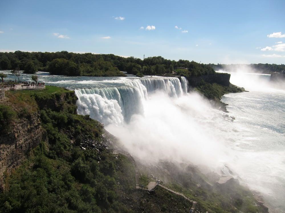 Niagara Falls (NY) United States  City new picture : Niagara Falls State Park Parks Niagara Falls, NY, United States ...