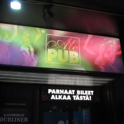 oraali seksi ale pub helsinki