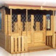 The Dual Pent Summerhouse