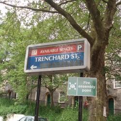 Trenchard Street Multi Storey Car Park