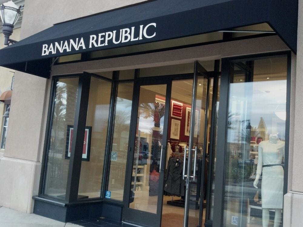 List of Banana Republic stores in United States. Locate the Banana Republic store near you.