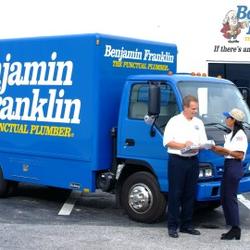 Benjamin Franklin New Benjamin Franklin Plumbing Phone Number