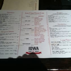 Iowa Chop House Iowa City Reviews