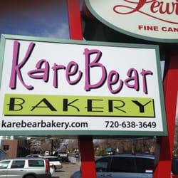 KareBear Bakery logo