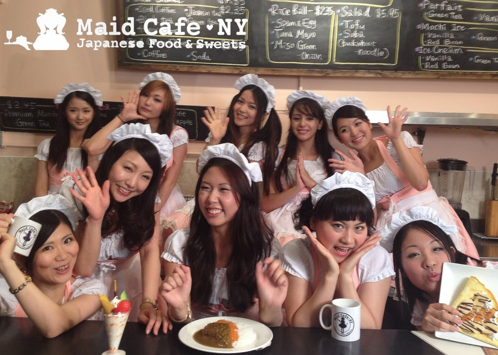 maid cafe ny chiuso 95 foto cucina giapponese chinatown new york ny stati uniti. Black Bedroom Furniture Sets. Home Design Ideas