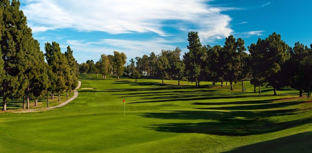 Recreation Park  Golf Course Long Beach Ca