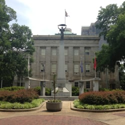North carolina state capitol landmarks historical for Historical buildings in north carolina
