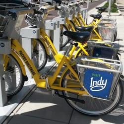 Bikes In Indianapolis Bikeshare Indianapolis
