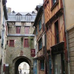 Creperies des Portes Mordelaises - Rennes, France. Crêperie des Portes Mordelaises