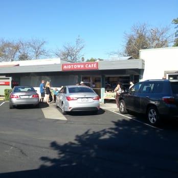 Midtown Cafe Menu Santa Rosa